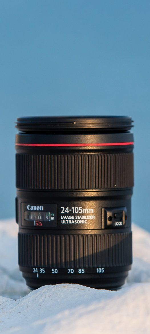 Discover the new EF 24-105mm f/4 IS II USM